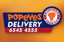 Popeyes Louisiana Kitchen | Fried Chicken Tenders | Popeyes Biscuits